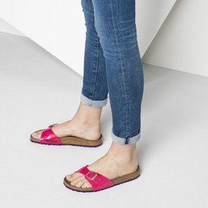 Birkenstock Slide Madrid Sandal 43 US 12-12.5 pink